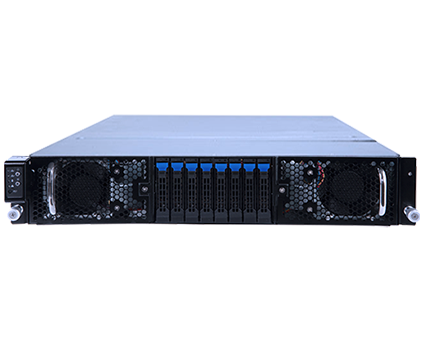 AMAX BrainMax AG 280 AMD EPYC 7002 GPU Accelerated Server