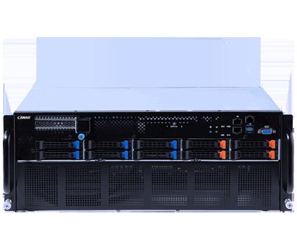AMAX DGS1 8x Tesla NVLink Optimized Deep Learning Server
