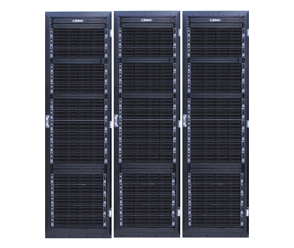 AMAX ClusterMax Apex CPU-intensive, high performance HPC cluster