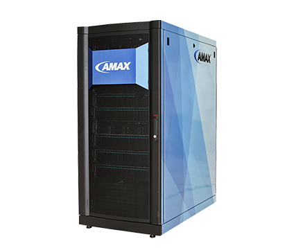 ClusterMax™ Workgroup combines the immense power and performance capabilities of an HPC cluster with the mobility and space-savings of a workstation to capitalize on greater levels of performance, flexibility and scalability.