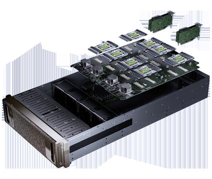 DGX-1 Deep Learning Server