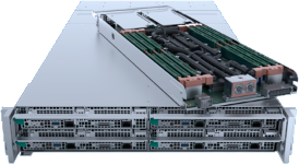 Intel Data Center Block