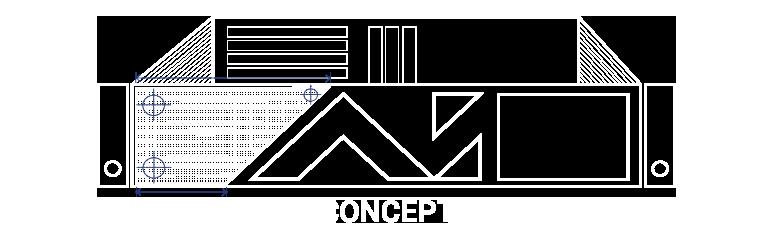 Server conceptual design