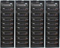 AMAX Hyper-converged Server Racks