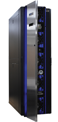 High Power Density Rack Cooling System