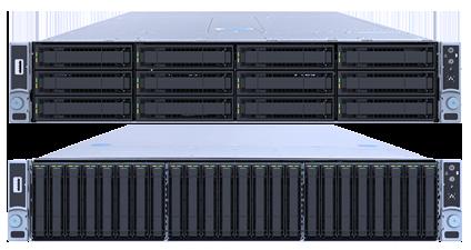 AMAX StorMax X-220 Storage server
