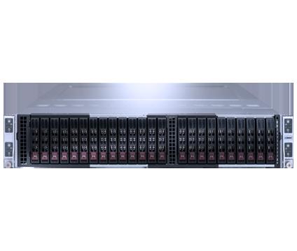 ServMax A 2484 AMD EPYC Processor server