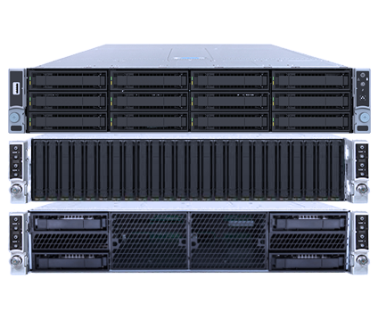 AMAX ServMax X-248 Purpose Built for Outstanding Compute Density