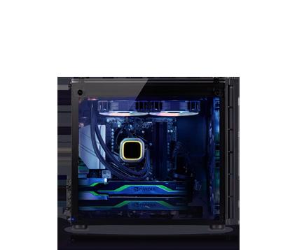 AMAX BrainMax DL-E200 Graphic Rendering Analytics Intensive Workstation